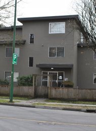 Unfurnished 1 Bedroom Apartment Rental at 3962 Pender Street in Burnaby. 203 - 3962 Pender Street, Burnaby, BC, Canada.