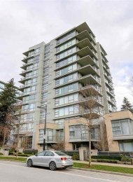 Unfurnished 2 Bedroom Apartment Rental at Altaire at SFU in Burnaby. 606 - 9188 University Crescent, Burnaby, BC, Canada.