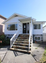 Unfurnished 6 Bedroom House Rental in Marpole in Westside Vancouver. 842 West 59th Avenue, Vancouver, BC, Canada.