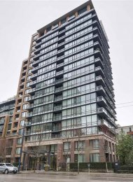 Luxury 3rd Floor 2 Bedroom Unfurnished Apartment Rental at Richards in Yaletown. 317 - 1088 Richards Street, Vancouver, BC, Canada.
