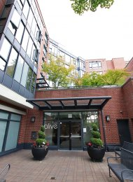 Unfurnished 2 Bedroom Apartment For Rent at Olive in Westside Vancouver. 419 - 3228 Tupper Street, Vancouver, BC, Canada.