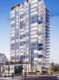 Brand New Unfurnished 1 Bed Apartment Rental at 1 Town Centre in East Van. 1003 - 8538 River District Crossing, Vancouver, BC, Canada.
