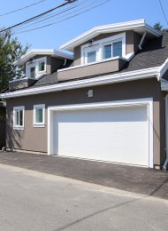 Brand New Unfurnished 2 Bedroom Laneway House Rental in Sunset, South Vancouver. 1140 East 53rd Avenue, Vancouver, BC, Canada.