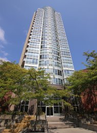 Unfurnished 2 Bedroom Apartment Rental at Europa in Downtown Vancouver. 2002 - 63 Keefer Place, Vancouver, BC, Canada.