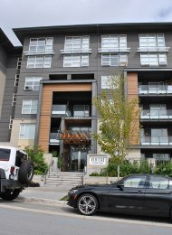 Unfurnished 3rd Floor 2 Bedroom Apartment Rental at Veritas at Simon Fraser University in Burnaby. 316 - 9877 University Crescent, Burnaby, BC, Canada.