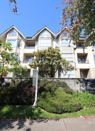 2 Bedroom Unfurnished Apartment For Rent at Connaught Park Place in Kitsilano. 305 - 2355 West Broadway, Vancouver, BC, Canada.