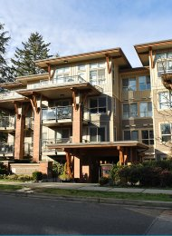 2nd Floor Unfurnished 1 Bedroom & Flex Apartment Rental at Storybrook in Edmonds, Burnaby. 203 - 7131 Stride Avenue, Burnaby, BC, Canada.