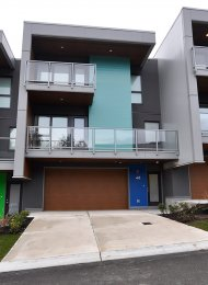 Modern Unfurnished 3 Bedroom Townhouse Rental in Roche Point, North Vancouver. 48 - 3596 Salal Drive, North Vancouver, BC, Canada.