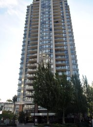 Unfurnished 2 Bedroom Apartment Rental at Esprit in Highgate, Burnaby. 1804 - 7328 Arcola Street, Burnaby, BC, Canada.