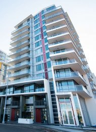 Sorrento West 3 Bed & Den Unfurnished Apartment Rental in West Cambie, Richmond. 713 - 8628 Hazelbridge Way, Richmond, BC, Canada.