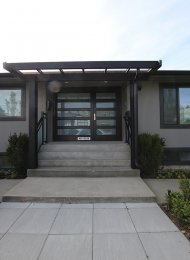 Capitol Hill, Burnaby North Unfurnished 1 Bedroom Basement Suite Rental. 425B Delta Avenue, Burnaby, BC, Canada.