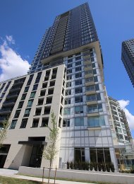 1 Bed Apartment Rental with Amazing 31st Floor Views at Wall Centre Central Park. 3106 - 5470 Ormidale Street, Vancouver, BC, Canada.