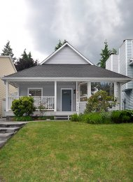 4 Bedroom Unfurnished Family Home For Rent in Parkgate, North Vancouver. 3450 Manning Place, North Vancouver, BC, Canada.