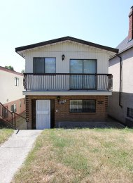 Upper Level 3 Bedroom Rental Suite in Strathcona, East Vancouver. 426A Union Street, Vancouver, BC, Canada.