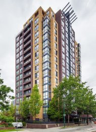 The Centro Unfurnished 1 Bedroom Apartment Rental in Collingwood, East Vancouver. 811 - 3438 Vanness Avenue, Vancouver, BC, Canada.