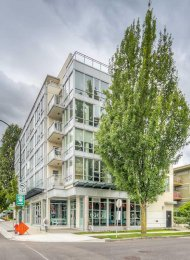 Modern 1 Bedroom Apartment Rental at Kore in Kitsilano, Westside Vancouver. 608 - 1808 West 3rd Avenue, Vancouver, BC, Canada.