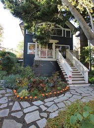 Unfurnished 1 Bedroom Basement Suite Rental in Riley Park, East Vancouver. 4403 Quebec Street, Vancouver, BC, Canada.
