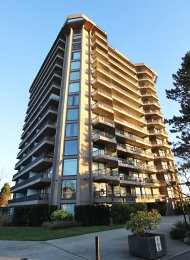 Boundary View Unfurnished 2 Bedroom Apartment Rental in Burnaby Heights. 202 - 3760 Albert Street, Burnaby, BC, Canada.