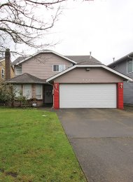 2 Level Unfurnished 4 Bedroom Family Home For Rent in Lackner, Richmond. 9675 Thomas Drive, Richmond, BC, Canada.