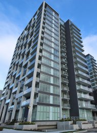 Brand New River View 2 Bedroom & Den Apartment Rental at Avalon 1 at River District. 1404 - 8570 Rivergrass Drive, Vancouver, BC, Canada.