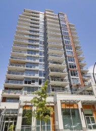 Luxury 2 Bed Sub Penthouse Rental at 15 West in Central Lonsdale, North Vancouver. 1803 - 150 West 15th Street, North Vancouver, BC, Canada.