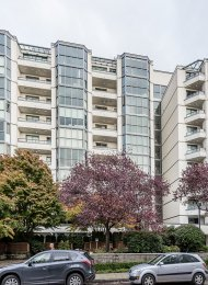 Pacific Cove Unfurnished 2 Bedroom Apartment Rental in False Creek, Westside Vancouver. 812 - 456 Moberly Road, Vancouver, BC, Canada.