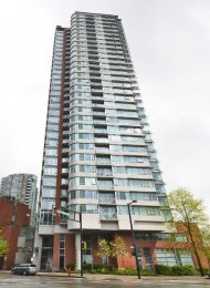 22nd Floor City View 2 Bedroom Apartment For Rent at Firenze in Downtown Vancouver. 2208 - 688 Abbott Street, Vancouver, BC, Canada.