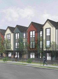 UNIT B: Brand New 3 Level 3 Bedroom Townhouse Rentals at The Post in Ladner, Delta. The Post (Unit B) 4771 54A Street, Ladner, BC, Canada.