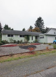 Unfurnished 3 Bedroom Upper Level of House For Rent in Port Moody, North Shore. 104 Balmoral Drive, Port Moody, BC, Canada.