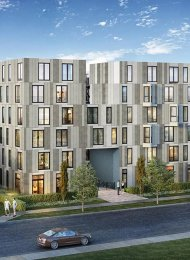 Brand New 2 Bedroom & Den Apartment Rentals at Victoria in Central Lonsdale, North Vancouver. 127 East 12th Street, North Vancouver, BC, Canada.