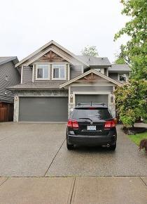Spacious & Modern 3 Level Unfurnished 3 Bedroom House Rental in Albion, Maple Ridge. 24513 Kimola Drive, Maple Ridge, BC, Canada.