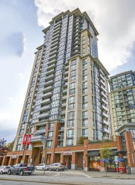 City Point Ground Level Modern 2 Bed Apartment Rental With Huge Patio Space in Whalley, Surrey. 108 - 13380 108th Avenue, Surrey, BC, Canada.
