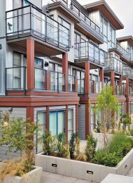 Brand New 2 Level 3 Bedroom Townhouse Rental at Harbour Walk in Steveston, Richmond. 14 - 13040 No 2 Road, Richmond, BC, Canada.