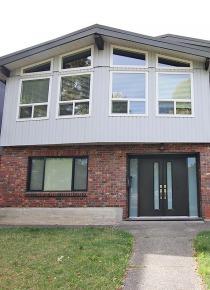 Unfurnished 2 Bedroom Garden Suite Rental in Riley Park, East Vancouver. 4845B Elgin Street, Vancouver, BC, Canada.
