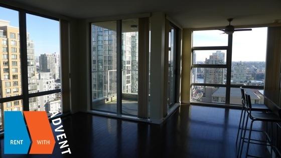 Eden 2 bedroom apartment rental yaletown vancouver advent for Two bedroom apartment vancouver