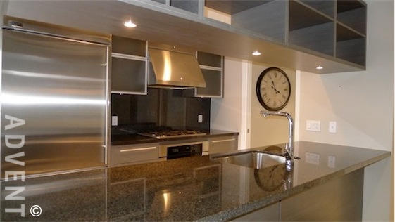 Capitol Residences 2 Bedroom Apartment Rental Downtown Vancouver Advent
