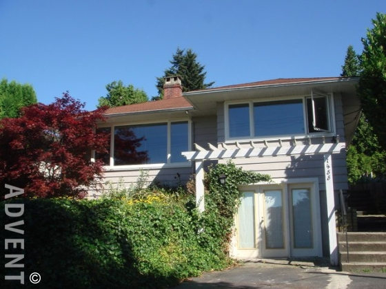 Unfurnished 4 Bedroom House For Rent In Ambleside West Vancouver. 1455  Ottawa Ave, West