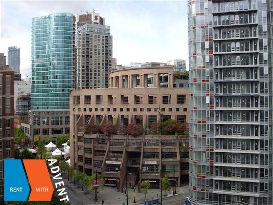 Raffles 2 Bedroom Apartment Rental Downtown Vancouver Advent
