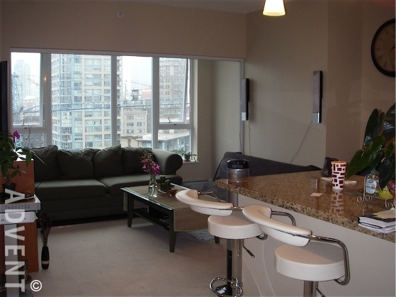 1 Bedroom Apartment For Rent At Firenze In Downtown Vancouver 1707 688 Abbott Street