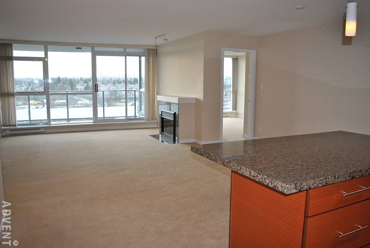 Unfurnished 2 Bedroom Apartment For Rent At Legacy Towers In Brentwood.  1904   2225 Holdom
