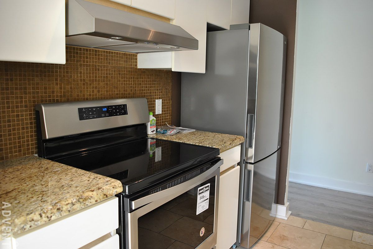 Rosedale Gardens 1 Bedroom Apartment Rental Downtown ...