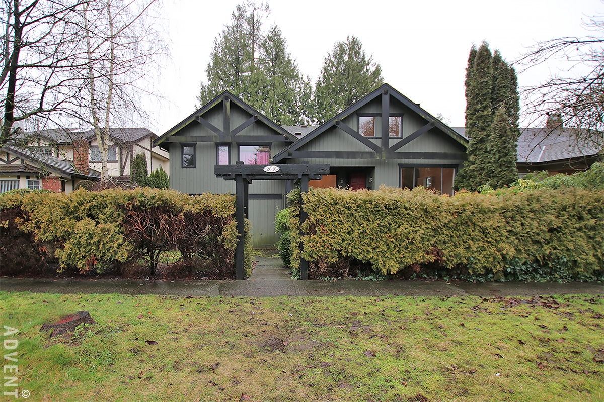 Kerrisdale House Rental 2646 West 42nd Ave Vancouver Advent