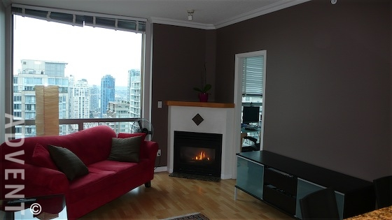 Savoy 2 Bedroom Apartment Rental Yaletown Vancouver Advent