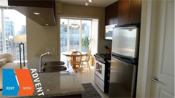 Miro 2 bedroom apartment rental yaletown vancouver advent for Two bedroom apartment vancouver