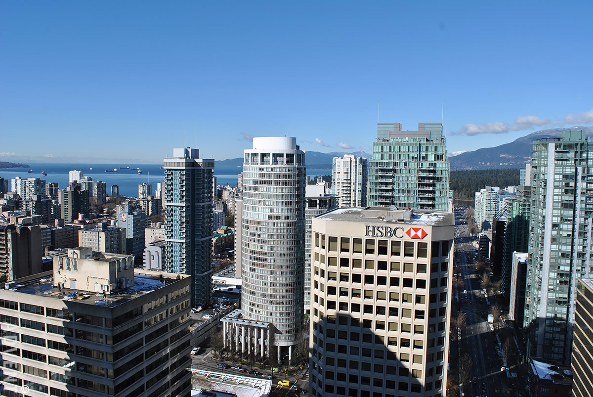 Shangri-La Unfurnished 2 Bedroom Apartment Rental Vancouver: ADVENT