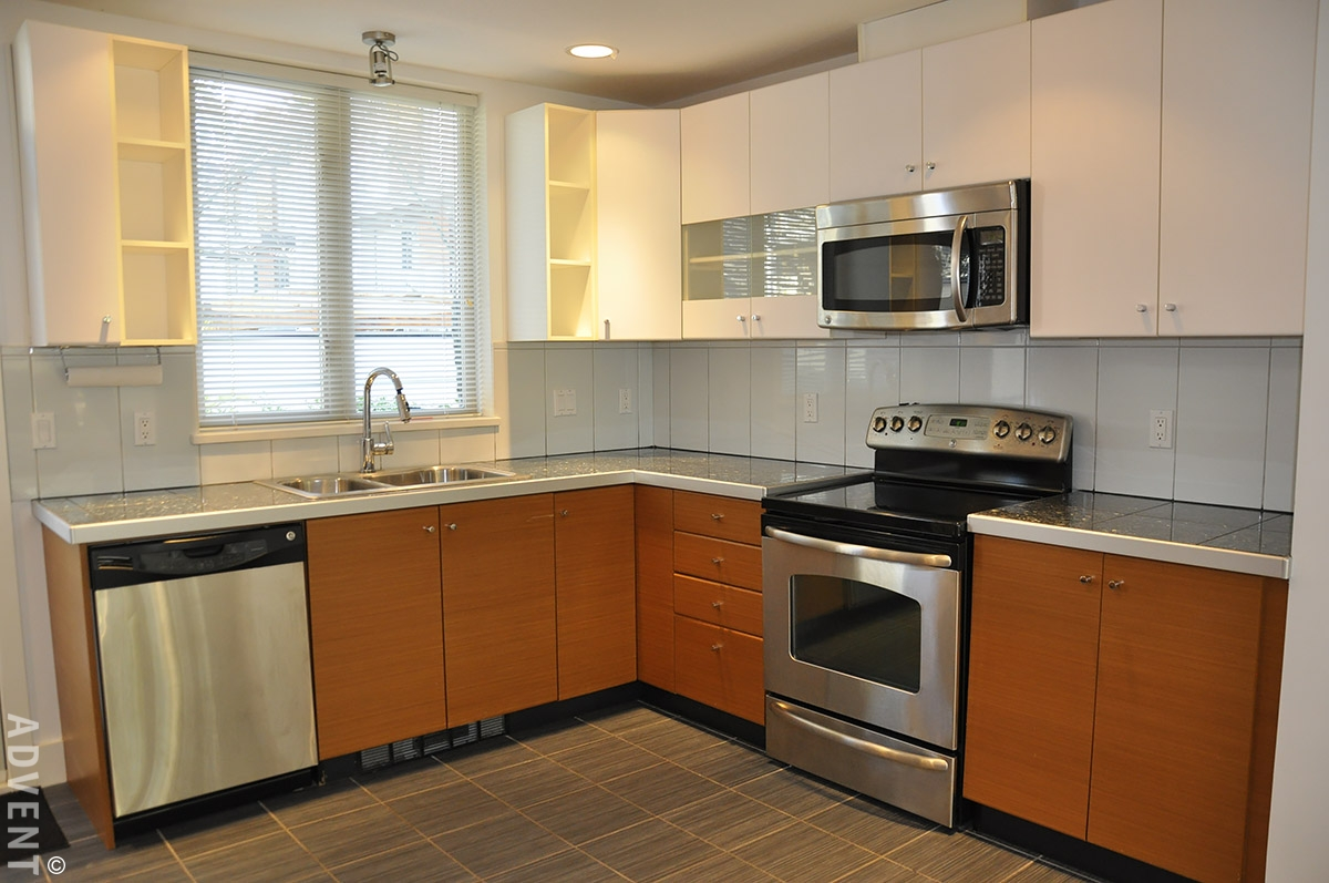 2 Bedroom Unfurnished Townhouse For Rent in Lower Lonsdale at Noma  62    728 West. 2 Bedroom Townhouse Rental   Noma   728 West 14th   ADVENT