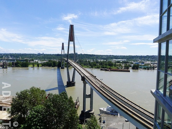 Northbank 1 Bedroom Apartment Rental Quay New Westminster