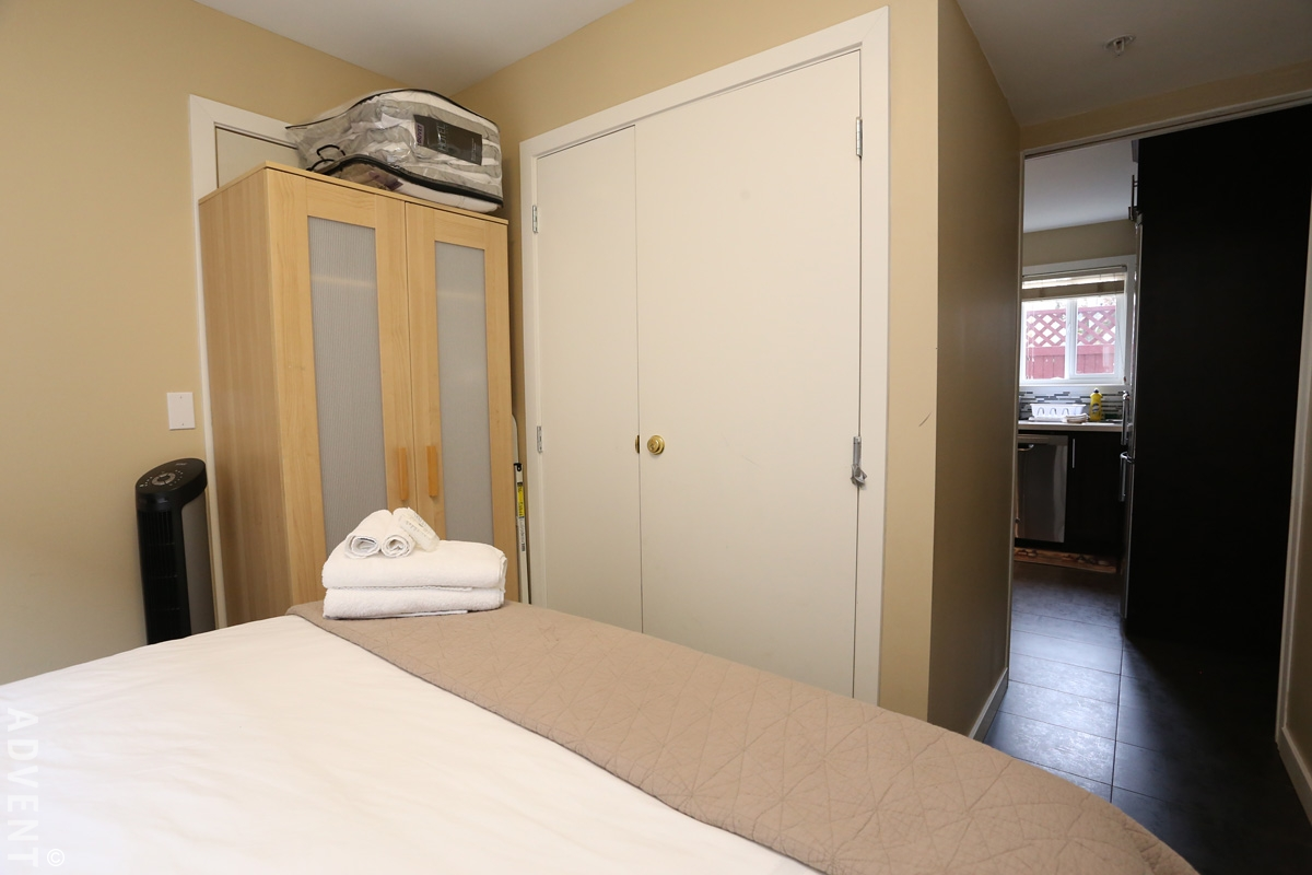 Fully Furnished 2 Bedroom Basement Suite Rental In South Vancouver. 7506A  Main Street, Vancouver