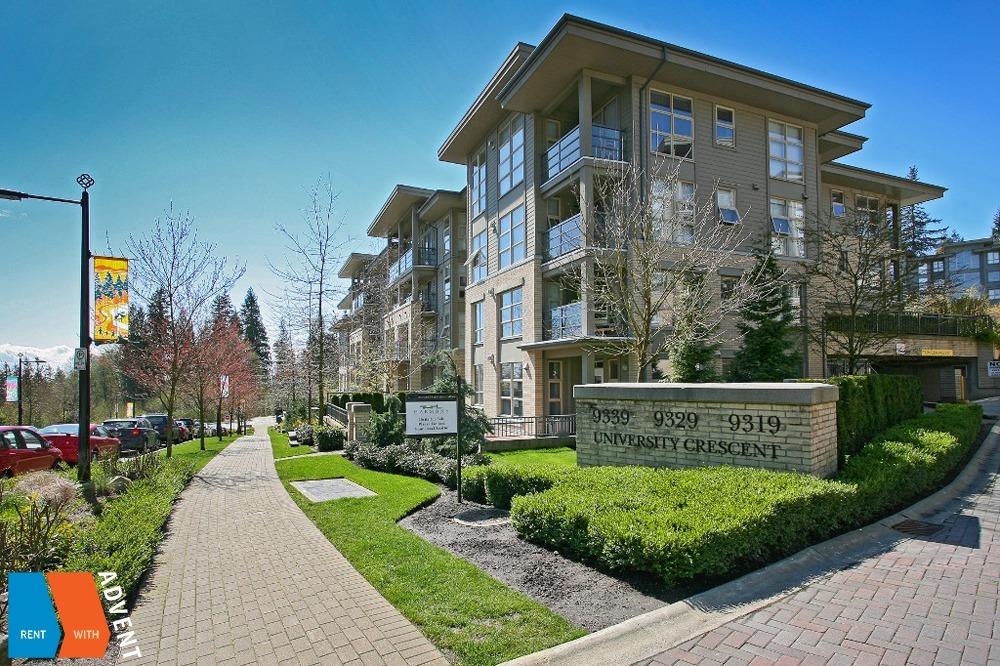 Harmony Apartment Rental 205 9329 University Burnaby Advent