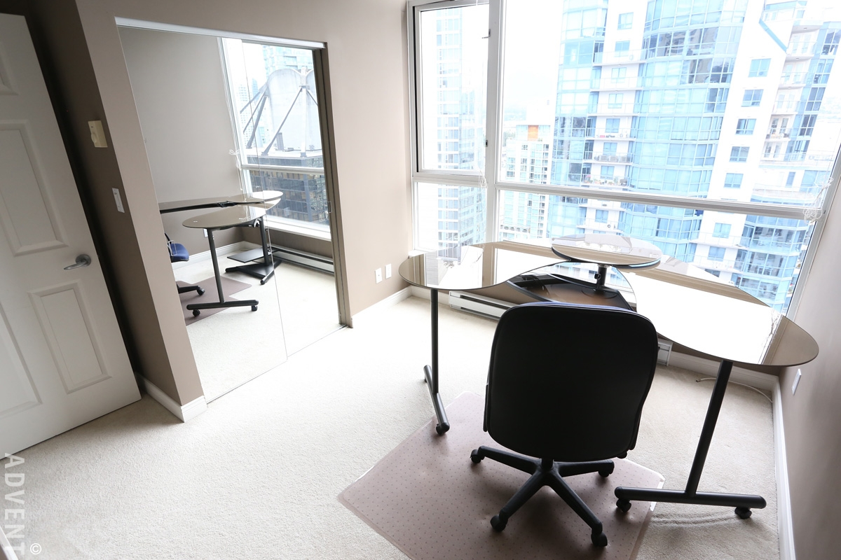 The George Luxury 2 Bedroom Penthouse Rental In Downtown Vancouver 2203